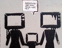 streets & stencil