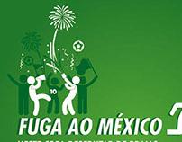 Olabuenaga Chemistry. Client: Visit México Int.