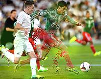 Selección Mexicana de fútbol - Brasil 2014