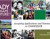 WVMCCD - Chancellor recruiting brochure