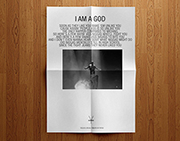 Yeezus Lyrical Posters
