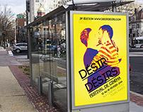 Affiche - Festival Désir Désirs