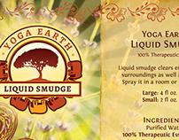 Yoga Earth Promo Card