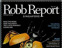 Robb Report Singapore and Thailand, May 2014