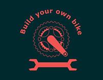 Application - Création de vélo