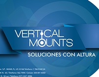Vertical Mounts Brochure Examples