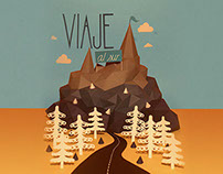 DVD Cover - Viaje Al Sur