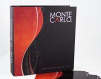 Monte Carlo Fan Company Binder Artwork