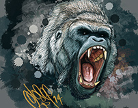 Gorila - Gorilla