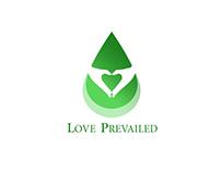 Love Prevailed Logo ideas