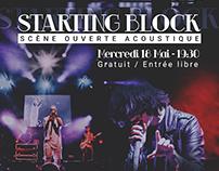 POSTER | Starting Block