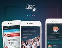Devbridge Team App