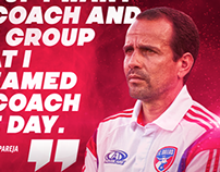 FC Dallas Quote Series