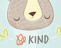 Be Kind Bear