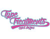 Type Treatments and Logos!