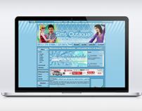 Site Internet - Sims Outaouais