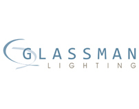 Glassman Lighting Logo Design