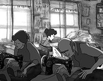 Patch - animation short