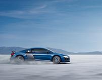 Audi R8 LMX / CGI and Post