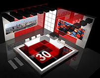 News 30 Set Design - Adhyatam Group