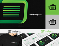 Trip Travel Bag Logo