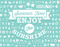 Summer Facebook Cover Picture - Enjoy The Sunshine