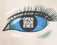 Open Your Eyes intro video