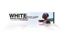 White Linen Night event 2011