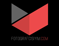 Fotografcisiyim Logo Design