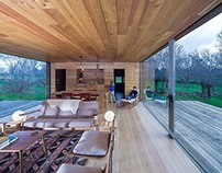 Four Seasons House by ch+qs