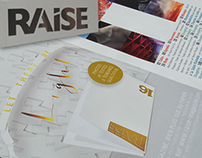 RAISE Magazine - Light Issue