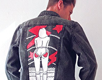 Jacket Backpiece