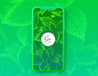 Interaction Design for 'Go Green' Mobile App