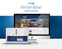 Roman Baran - Projekt strony www