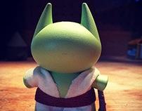 Project Yoda Figure