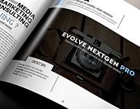 NextGen Brochure Template Square Version