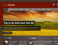 Lighthouse Joomla Template