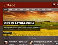 Lighthouse Joomla Template