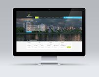 Development company web site