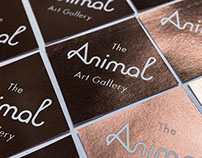 THE ANIMAL ART GALLERY – Corporate Design