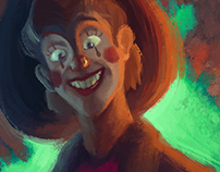 Creepy Clown 2017