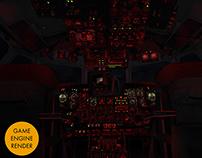 Antonov An-24 Virtual Cockpit for FSX