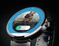 Moto 360 Concept