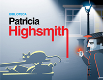Revista Ñ - Patricia Highsmith