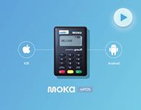 Moka mPOS - Commercial Animation