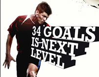 Nike football Next Level campaign