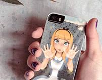 April Iphone cases