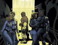 Fantastic Four #87, June 1969