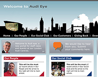 Audi Eye - West London