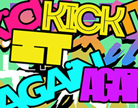 "Scrufizzer ""Kick It"" - Lyric Video"